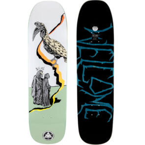 WELCOME INFERNO - RYAN LAY PRO MODEL 8.6 STONECIPHER WHITE/SAGE