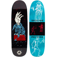 WELCOME MAGIC BUNNY 9.25 BOLINE BLACK/RED/BLUE