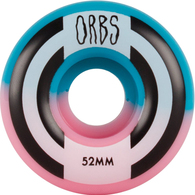 WELCOME ORBS APPARITIONS - ROUND - 100A - SPLITS 52MM PINK BLUE