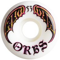 WELCOME ORBS SPECTERS WHITE 53MM
