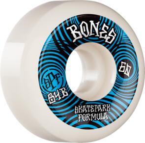 BONES SPF P5 SIDECUT RIPPLES 84B 60MM WHITE BLUE