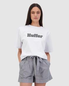 HUFFER MINI FREE TEE WHITE