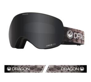 DRAGON 2021 X2S - SNOW LEOPARD / LL DARK SMOKE+ LL LIGHTROSE