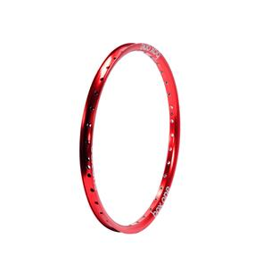 """BOX ONE 20 X 1.75"""""""" 36-HOLE FRONT RIM (RED)"""