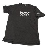 BOX LOGO T-SHIRT GREY