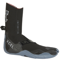 XCEL 2020 3MM SPLIT TOE INFINITI BOOT BLACK/GREY