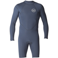 XCEL 2018 AXIS 2MM L/S SPRINGSUIT INK