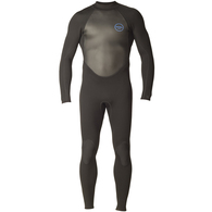 XCEL WETSUITS 2018 GCS 3/2 STEAMER BLACK