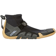XCEL WETSUITS 2020 INFINITI SPLIT TOE REEF BOOTIES 1MM GUM SOLE