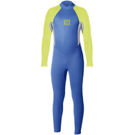 XCEL 2018 TODDLERS 3MM FULLSUIT FAIENCE BLUE ICE GREY