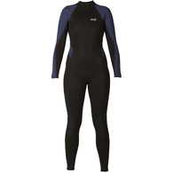 XCEL 2018 WOMENS GCS 3/2MM STEAMER BLACK NAVY