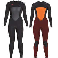 XCEL WETSUITS 2018 WOMENS INFINITI 3/2MM X2 TDC STEAMER BLACK
