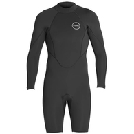 XCEL 2019 AXIS 2MM L/S SPRINGSUIT - BLACK