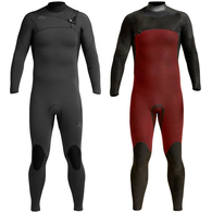 XCEL 2019 COMP 3/2MM FULLSUIT - BLACK