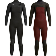 XCEL WETSUITS 2020 WOMENS COMP 4/3 X2 STEAMER BLACK
