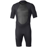 XCEL AXIS 2MM SPRINGSUIT BLACK