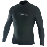 XCEL WETSUITS POLYPRO (THERMAL) L/S UV SHIRT
