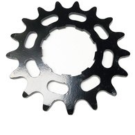 EXCESS STEEL COG (BLACK) - 12T