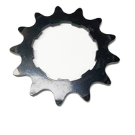 EXCESS STEEL COG (BLACK) - 13T