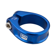 PROMAX FC-1 FIXED SEAT CLAMP (BLUE) - 25.4MM