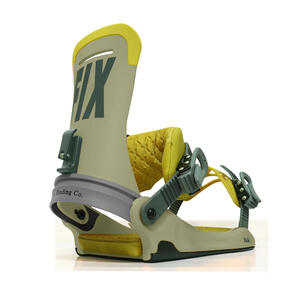 FIX BINDING CO 2021 YALE BINDINGS OAT