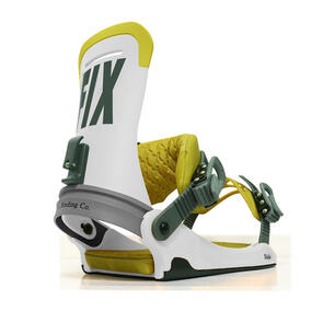 FIX BINDING CO 2021 YALE BINDINGS WHITE