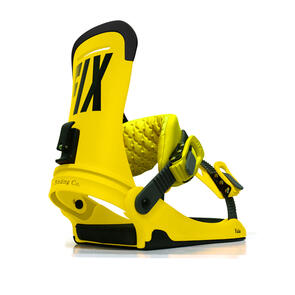 FIX BINDING CO 2021 YALE BINDINGS YELLOW