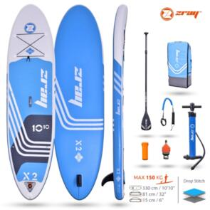 "ZRAY X2 X-RIDER DELUXE SUP 10'10"" BLUE"