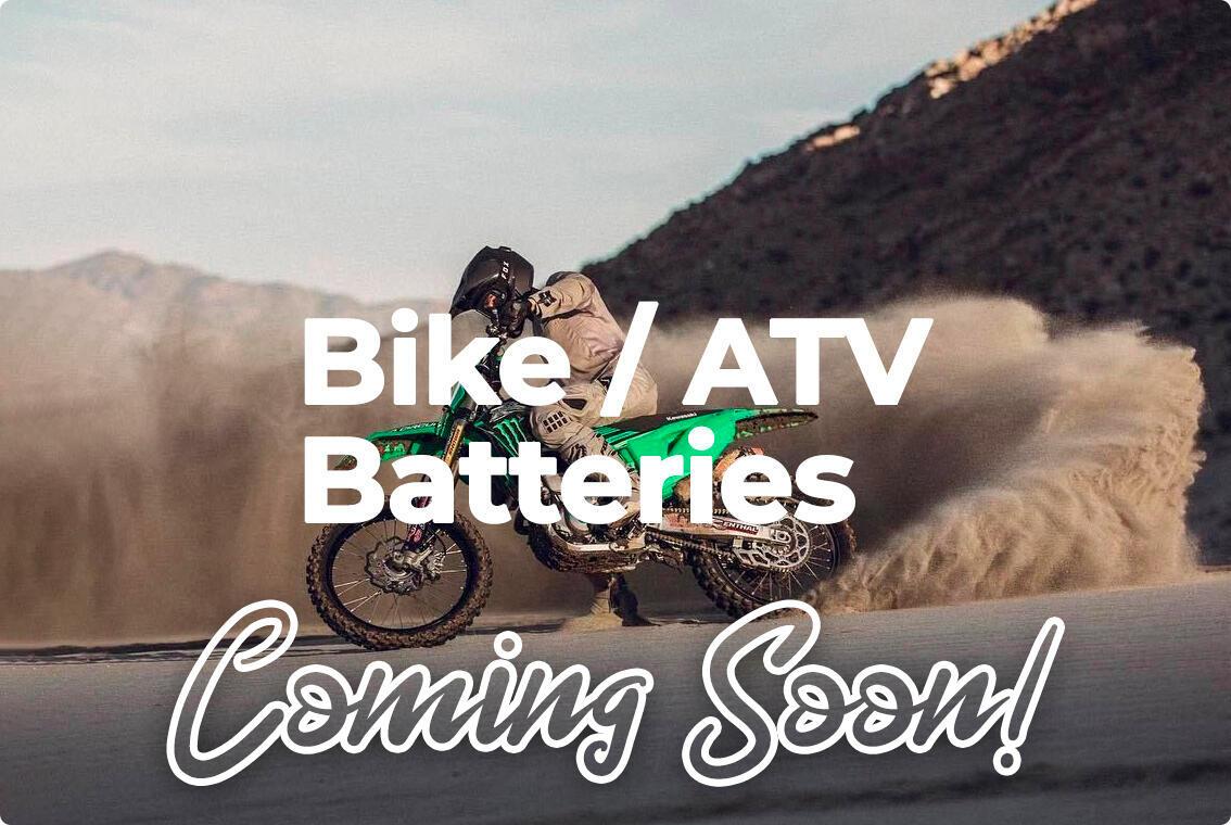 Bike ATV Batteries