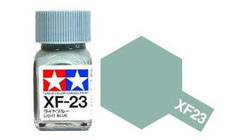 TAMIYA XF23 ENAMEL LIGHT BLUE