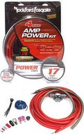 ROCKFORD FOSGATE RFK4 AMP WIRING KIT 4 GAUGE  (POWER ONLY)