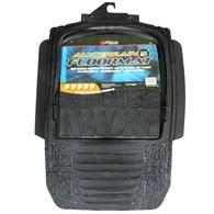 WILDCAT MAT RUBBER H/DUTY 4WD BLACK LARGE