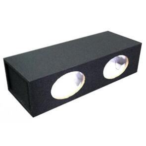"DLG SPEAKER BOX DOUBLE 6 X 9"""