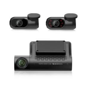 VIOFO A139 3-CH 2K FRONT + 1080P REAR + 1080P IR 2.4G/5G WIFI GPS
