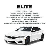 LLUMAR ELITE SERIES WINDOW TINT