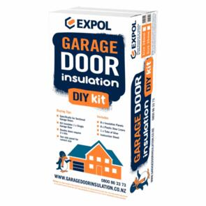 EXPOL GARAGE DOOR INSULATION KIT