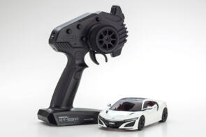 KYOSHO MR-03 HONDA NSX 130R WHITE
