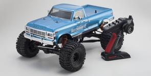 KYOSHO MAD CRUSHER 1/8 SCALE EP 4WD