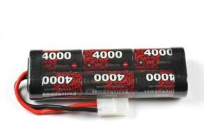 ENRICHPOWER BATTERY 7.2V 4000MAH NIMH TAMIYA PLUG