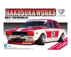 AOSHIMA 1/24 HAKOSUKA WORKS CAR