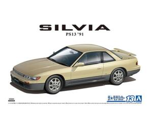 AOSHIMA 1/24 NISSAN SILVIA PS13 K'S DIA-PACK'91