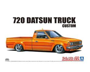 AOSHIMA 1/24 DATSUN TRUCK CUSTOM '82