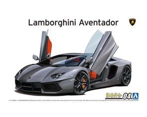 AOSHIMA 1/24 LAMBO AVENTADOR LP700-4