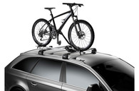 THULE 598 PRORIDE BIKE CARRIER - SILVER