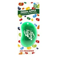 JELLY BELLY 3D GREEN APPLE AIR FRESHENER