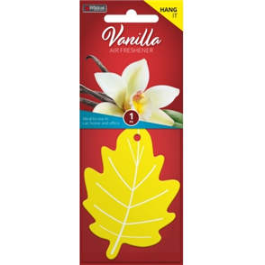 AIR FRESHENER LEAF VANILLA
