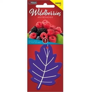 AIR FRESHENER LEAF WILDBERRIES