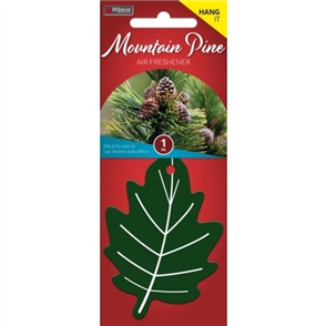 AIR FRESHENER LEAF MOUNTAIN PINE