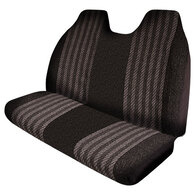 HYPER DRIVE ROADSTAR GREY HIGH BACK BENCH SEAT COVER