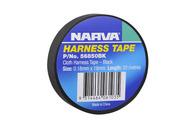 NARVA CLOTH HARNESS TAPE BLACK 19MM - 20M